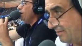 Dois relatadores um só coração! PORTUGAL CAMPEÃO EUROPEU