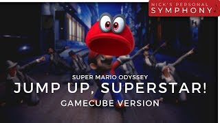 """Jump up, Superstar!"" (Super Mario Odyssey) for Gamecube? - Alternate Reality Game Music"