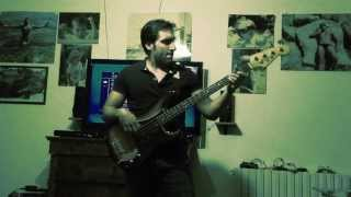 Everybody needs somebody bass cover frank bruno