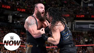 Breaking down Braun Strowman's brutal assault on Roman Reigns: WWE Now