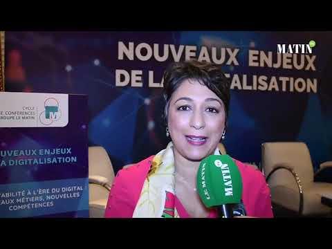Video : Matinale sur l'employabilité à l'ère du digital : Déclaration de Zakia Hajjaji, DRH chez Orange Maroc