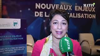 Matinale sur l'employabilité à l'ère du digital : Déclaration de Zakia Hajjaji, DRH chez Orange Maroc