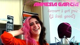 James Brown - I Feel Good (cover) 2ªtoma - Amnesia Garcia