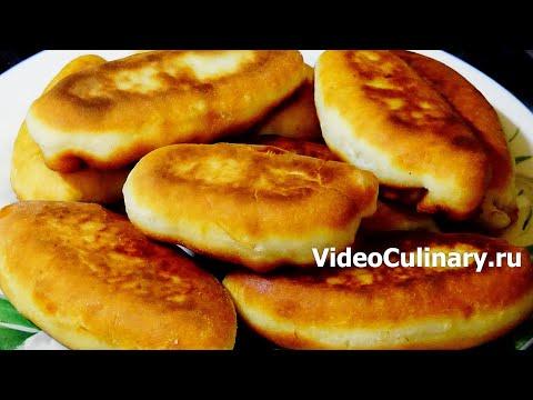 Простые пирожки с грибами — Рецепт Бабушки Эммы