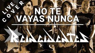 Decima Avenida - No te vayas nunca (Reincidentes Cover ft. Monti on Vocals & Santi on Drums)