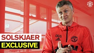 Ole Gunnar Solskjaer on youth, transfers, optimism, and the future of Manchester United