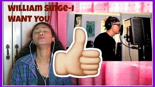 William Singe-I Want You (cover) | Reaction