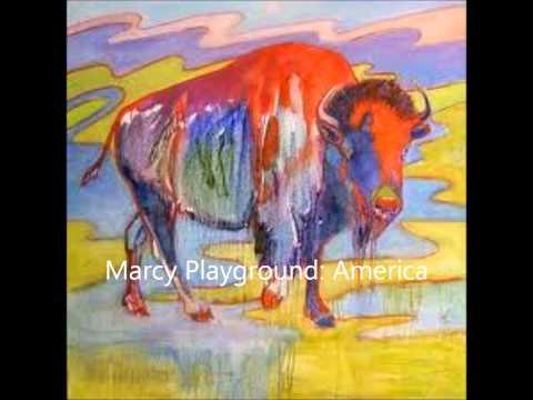 America de Marcy Playground Letra y Video