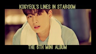 UP10TION Kogyeol's voice- STAR;DOM [The 6th Mini Album]