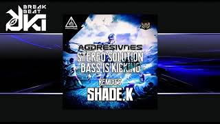Aggresivnes - Bass Is Kicking (Shade K Remix) Elektroshok Records