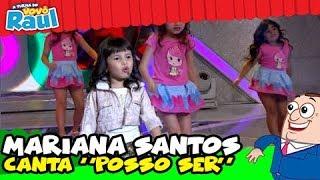 """MARIANA SANTOS - """"Posso Ser"""""""