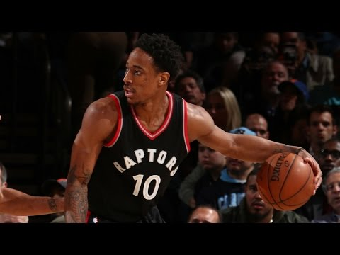DeMar DeRozan GAME WINNING Fadeaway!!! 37 Points in Raptors Comeback | 02.27.17