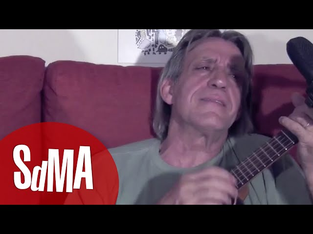 Vídeo de Luis Pastor interpretando Bora de mí esta Tristeza acompañado por Lourdes Guerra y Pedro Pastor