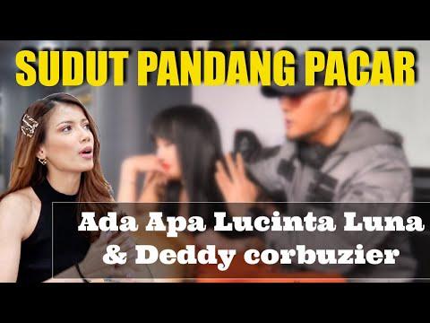 Download Video Inilah Penyebab DEDDY CORBUZIER & LUCINTA LUNA Cekcok‼️