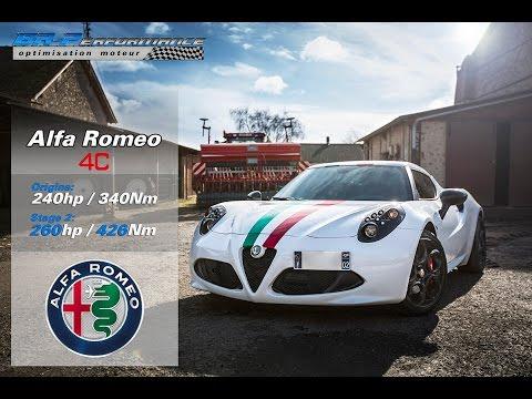Alfa Roméo 4C 1750 TBi BR-Performance