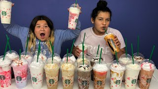 Don't Choose the Wrong Starbucks Slime Challenge