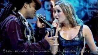 Tantinho   { Carlinhos  Brown  e Claudia Leite