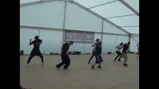 Quick Crew feat Japanese 15-years old dancers