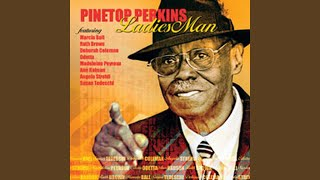 Hey Mr. Pinetop Perkins (feat. Angela Strehli)