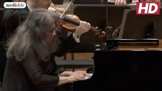 Martha Argerich - Piano Concerto No. 1 - Beethoven
