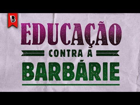 EDUCAÇÃO CONTRA A BARBÁRIE | Fernando Cássio, Bianca Santana, Débora Goulart e Rodrigo Ratier