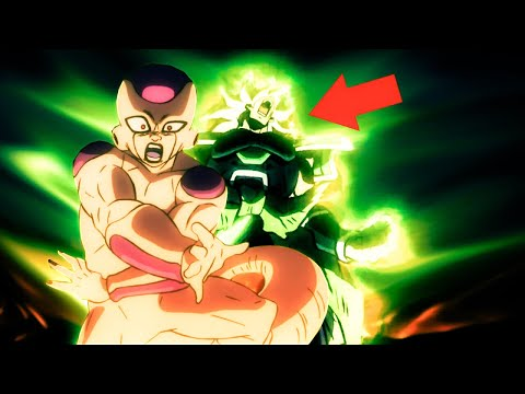 Why FRIEZA Was SCARED of BROLY (A Scene You MISSED in The Trailer)