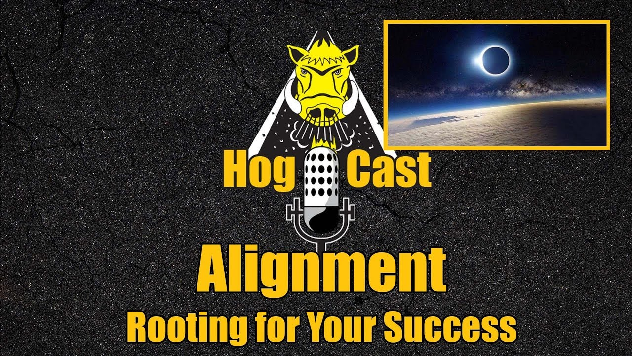 Hog Cast - Alignment