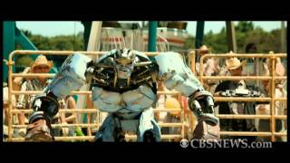 "Hugh Jackman in ""Real Steel"""