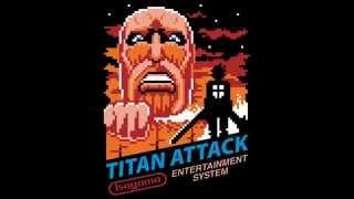 Attack on Titan / Shingeki no Kyojin Opening - Guren no Yumiya 8-bit and 16-bit Remix