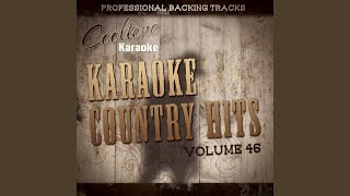 Sumter County Friday Night (Originally Performed by Lee Brice) (Karaoke Version)