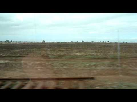Morocco 2010 Video Diary – Video 17 – Train To Fez
