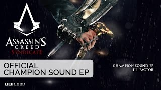 Champion Sound (EP) / Ill Factor - The Rooks