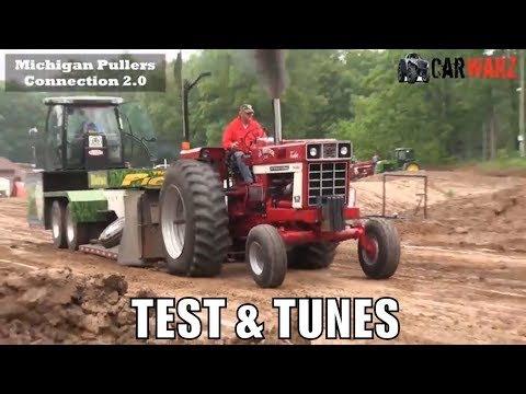Test And Tune Practice Runs WMP At Muskegon June 2018