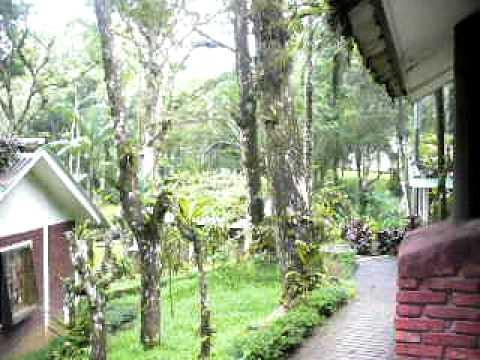 Casa no Campo Cecilia Selva Negra Nicaragua