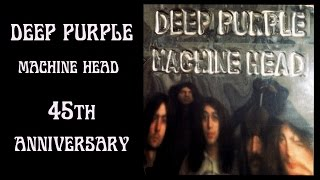 Deep Purple - Never Before (Official Video: 1972 HD) 45th Machine Head Anniversary