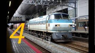 「Second Heaven」~テクノ的な鉄道PV~