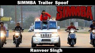 Simmba Trailer Spoof   Ranveer Singh   Sara Ali Khan, Sonu Sood   OYE TV