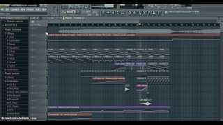 Calvin Harris and Alesso ft Hurts - Under control - FL Studio remake - Free FLP