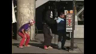 Los destrampados (broma): La morida