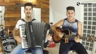 Kleo Dibah e Rafael - Podia ser nós dois - Alex e Leandro (COVER)