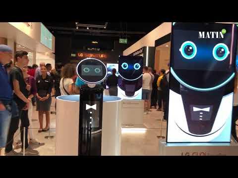 Video : LG présente ses nouveautés à l'IFA 2018