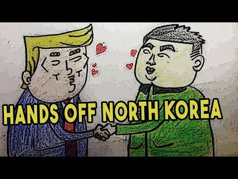 Is the USA worse than North Korea?