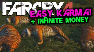 Far Cry 4: Infinite Karma EXP & Money EASY!