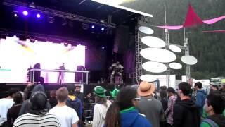 ACE VENTURA live @ Burning Mountain Festival 2012 HD