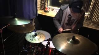 Stormzy Drum cover Greg Titmarsh