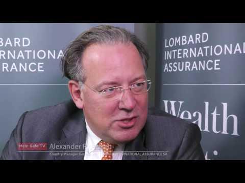 """Lombard International Assurance: Alexander Letzsch über """"Anlagenstrukturierung à la Luxemburg"""""""