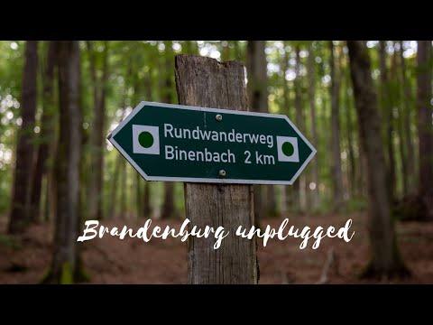 Brandenburg unplugged: Wandern am Binenbach