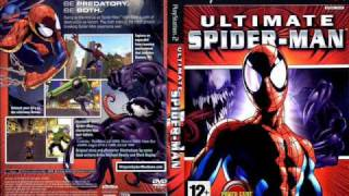 Ultimate Spider Man Race Theme