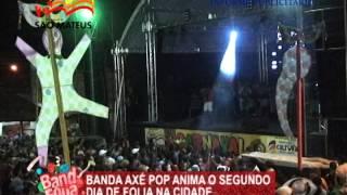 Carnaval 2015 - São Mateus capital da alegria.