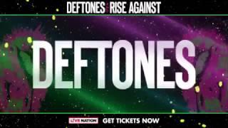Deftones & Rise Against - Summer Tour 2017 (U.S. official promo clip)